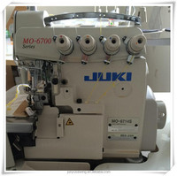 Used Condition Apparel & Textil overlock sewing machine with original production in Japan