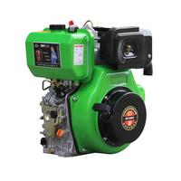 New model 12 HP Air-cooled 1 cylinder diesel engine
