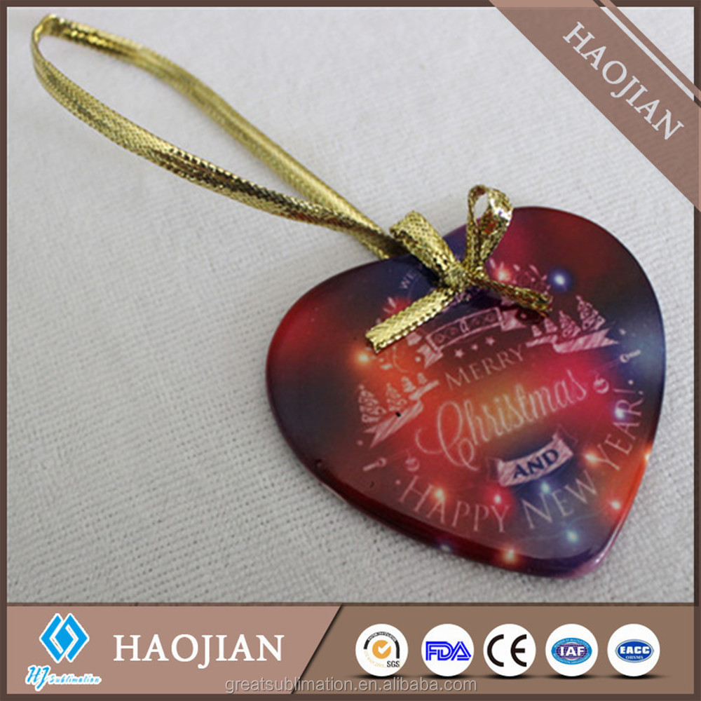 Blank Christmas Ornament, Blank Christmas Ornament Suppliers And  Manufacturers At Alibaba