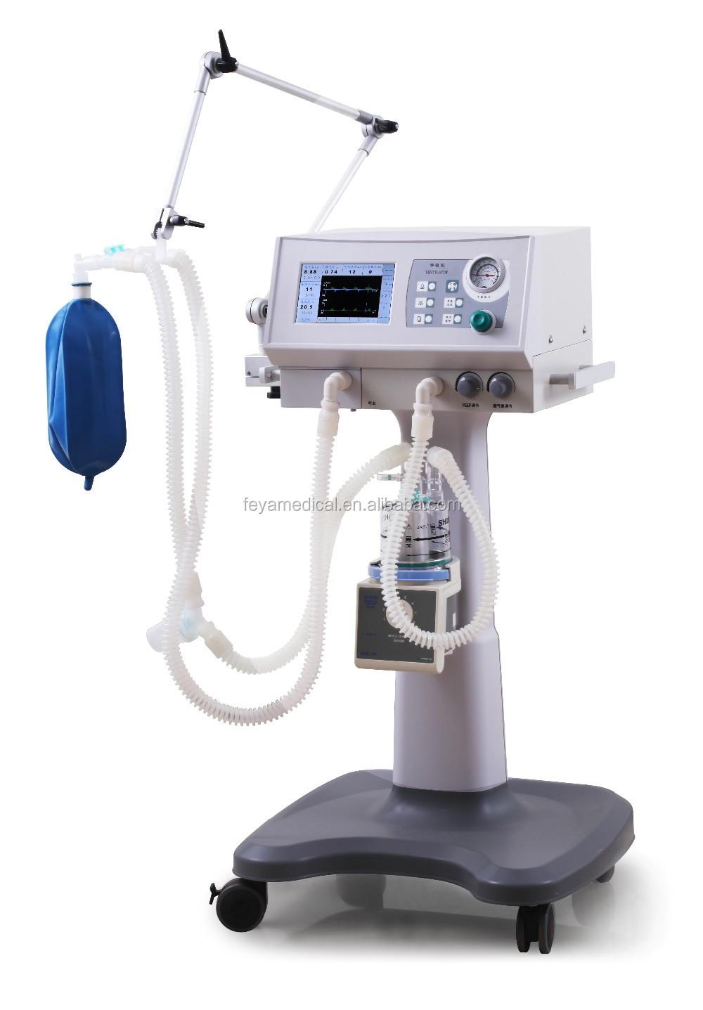High flow oxygen therapy with Hamilton Medical ventilators ...  |Ventilator