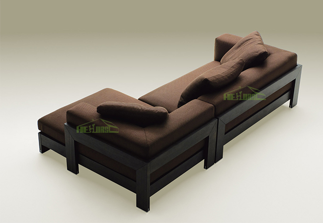 latest design hall sofa set wooden l shaped corner sofa 160#, View .