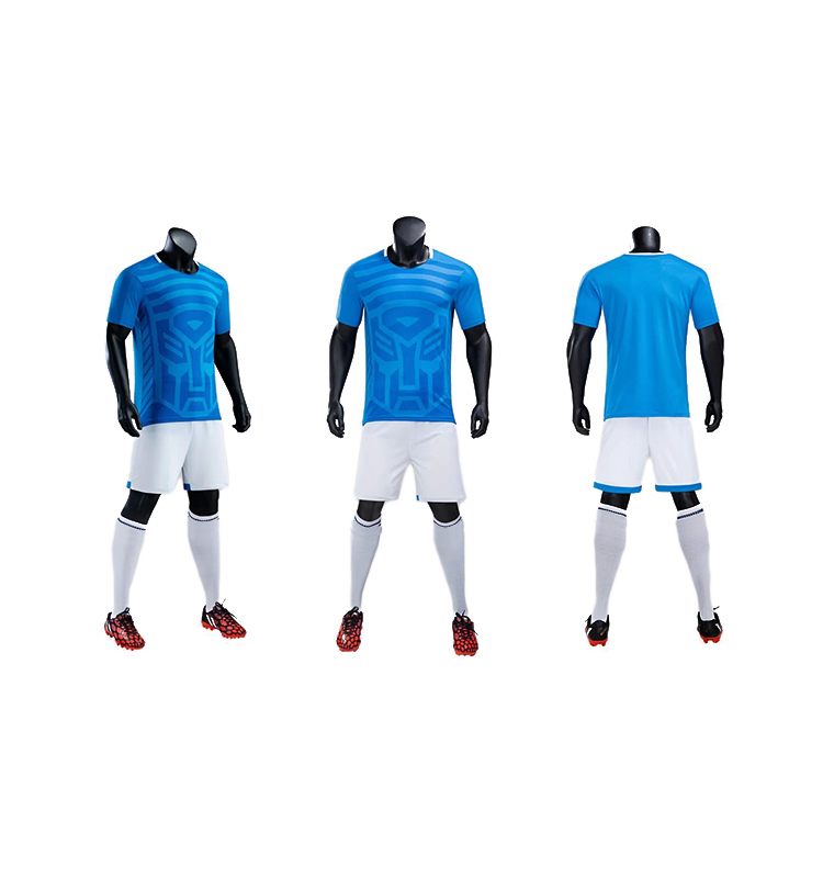 Soccer Training Jersey Thai Quality Custom Soccer Uniform