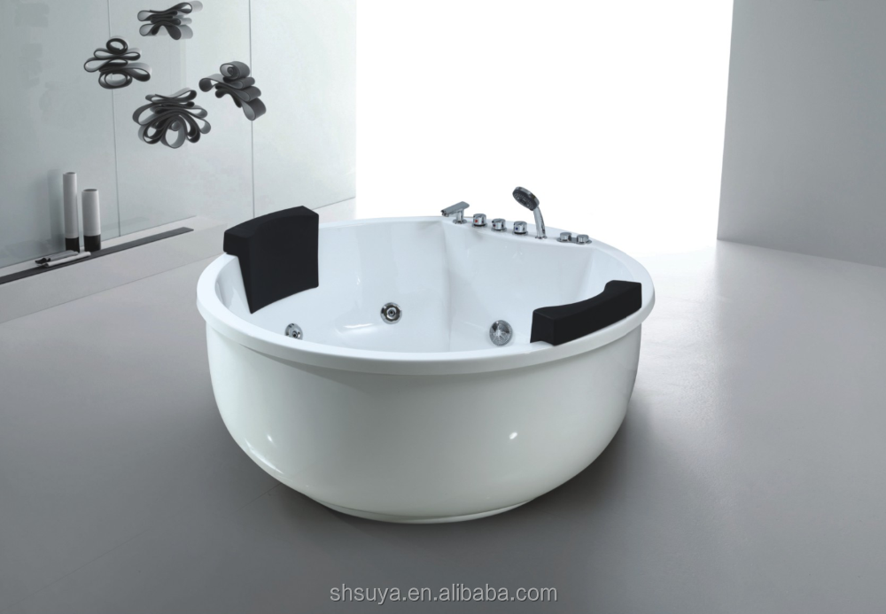 China supplier cheap acrylic best ass massage hot tub for for Best acrylic bathtub to buy
