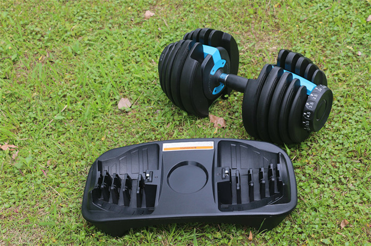 Popular in China in 2020 40kg adjustable dumbbell