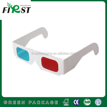 NEW! paper glass gift,paper solar eclipse viewing glasses