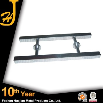 Square Ladder Discount Exterior Front Push Pull Door Handles Hardware