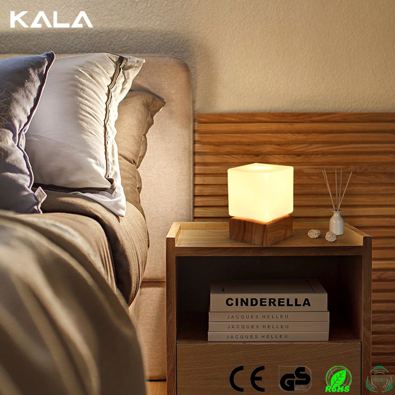 New 0.5/0.9 Optional led desk lamp and table lamps for bedroom
