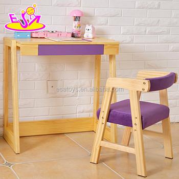 Kids Study Table Chair Set New Children