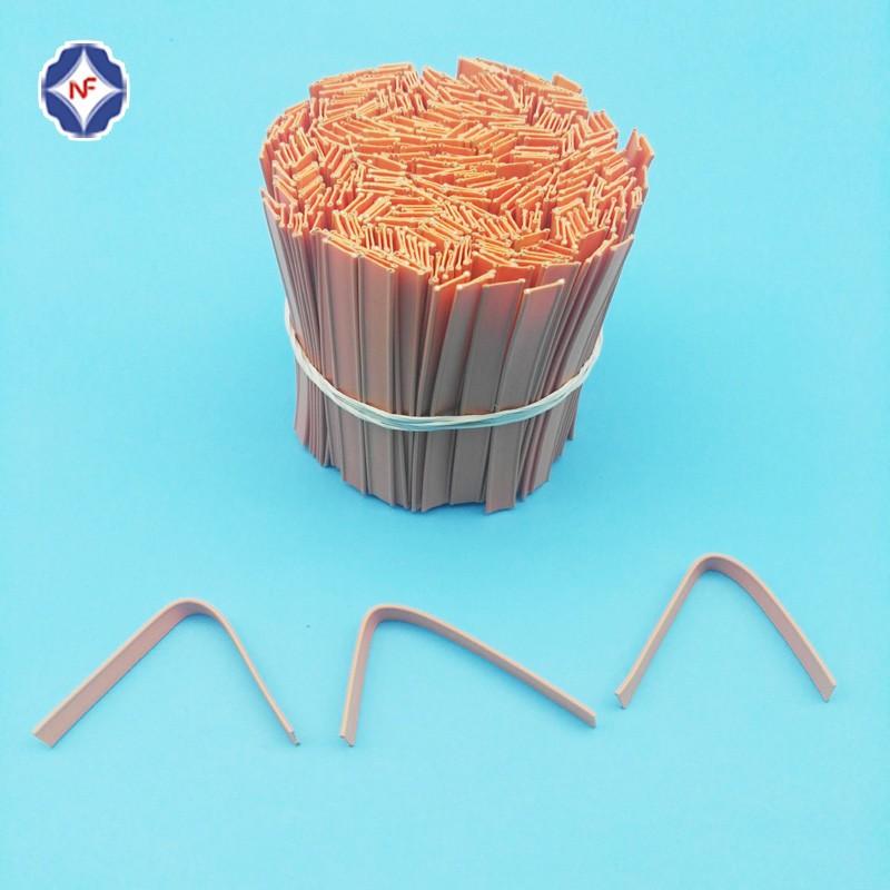 Plastic Double Wire Twist Tie Clip Band Tin Tie - Buy Tin Tie,Clip ...
