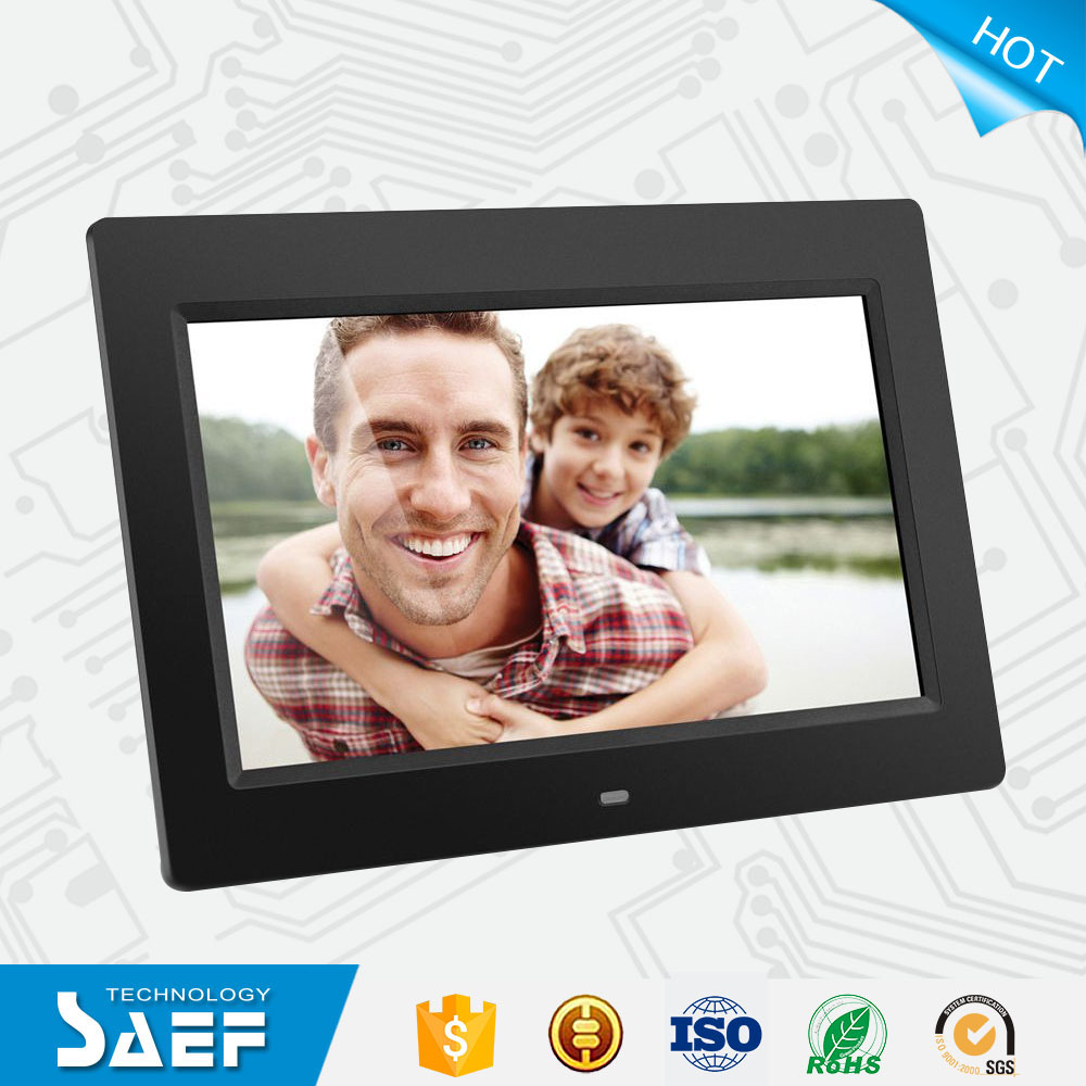 Christmas gift for kids friends 10.1inch digital photo frame with for promotion gift/present