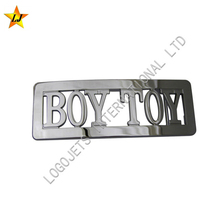 Western 3D Logo Military Different Type Metal belt buckle custom