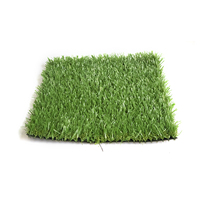 Durable anti-UV artificial grass 50mm synthetic green grass turf for soccer/graden /playground