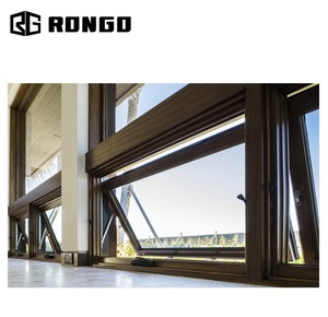 Rongo Foshan broken bridge thermal break aluminum window price