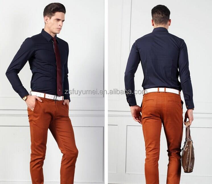 Latest Formal Designs For Mens Dress Shirt Buy European Style Mens