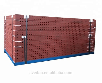 heavy duty steel structure parts fabrication service