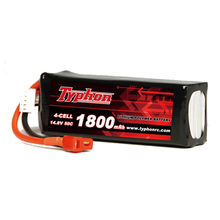 14.8 V 1800 mAh 100C 4 S LiPo Batterij met XT60 Plug voor FPV Racing RC Quadcopter Helicopter Vliegtuig multi-Motor <span class=keywords><strong>Hobby</strong></span> <span class=keywords><strong>DIY</strong></span>