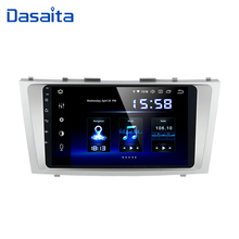 "Dasaita 9 ""Car <span class=keywords><strong>Android</strong></span> 9.0 Autoradio per toyota <span class=keywords><strong>camry</strong></span> <span class=keywords><strong>2007</strong></span> 2008 2009 2010 2011 di Navigazione GPS 1080 p Video car Stereo 64 GB ROM"