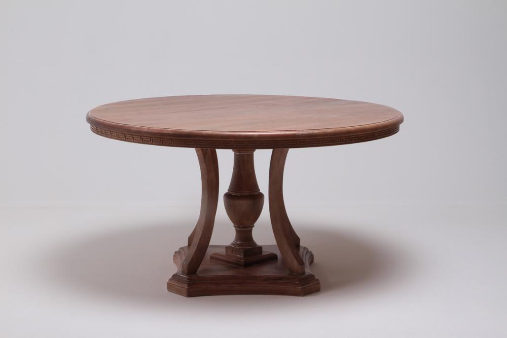 Tavolo Da Pranzo In Francese : Europa francese mobili da pranzo in legno naturale antico rustico