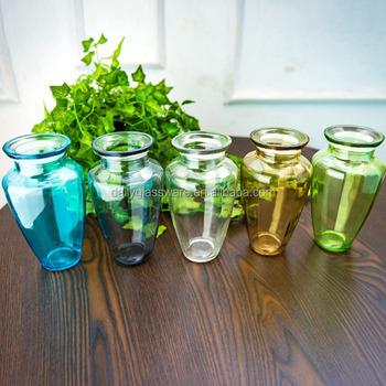 Daily Handblown Glass Vase Poland Different Types Glass Vase