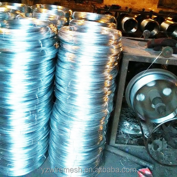 BWG8-BWG22 Factory Price High Quality Stainless Electro Galvanized Iron Wire Rod for Construction