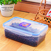 Hot Selling Divided Plastic China Plastic Food Storage Container