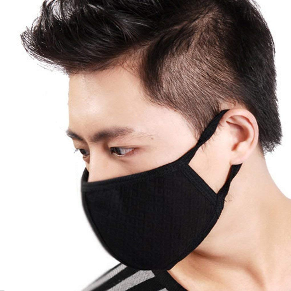 e7f881d87ca Mouth Mask Face Mask Cotton Anti-dust Mask PM2.5 Facemask Biking Cycling  Motorcycle
