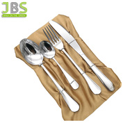 4pcs Stainless Steel Cutlery Flateware Set