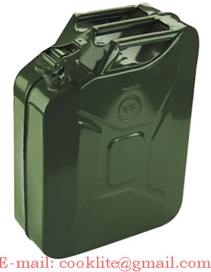 5L Metal Fuel Can / Metal Gasoline Can / Petrol Can