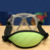 Good quality neoprene swimming face mask strap cover