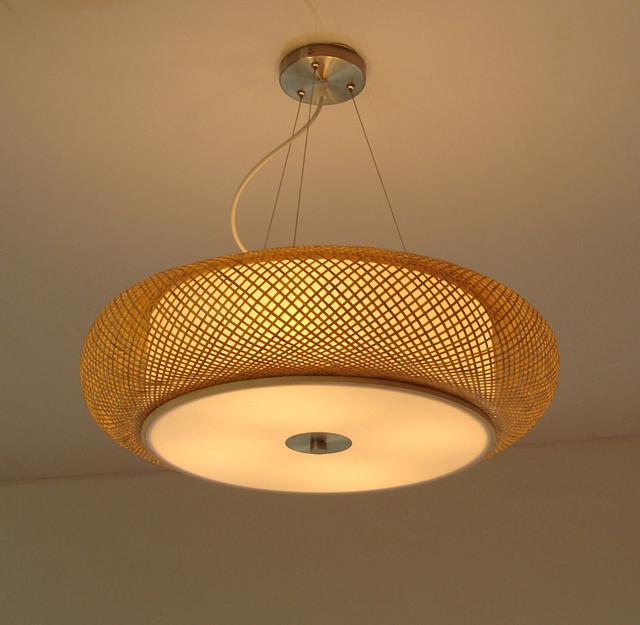 enkele hanglamp woonkamer verlichting moderne korte. Black Bedroom Furniture Sets. Home Design Ideas