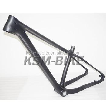 Super Quality Chinese Carbon Fiber Fat Bike Frame 26er Fat Bike ...