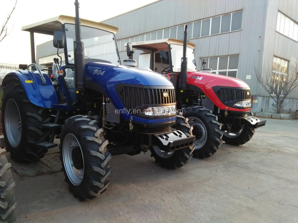 high quality ENFLY DQ554 55hp compact tractor