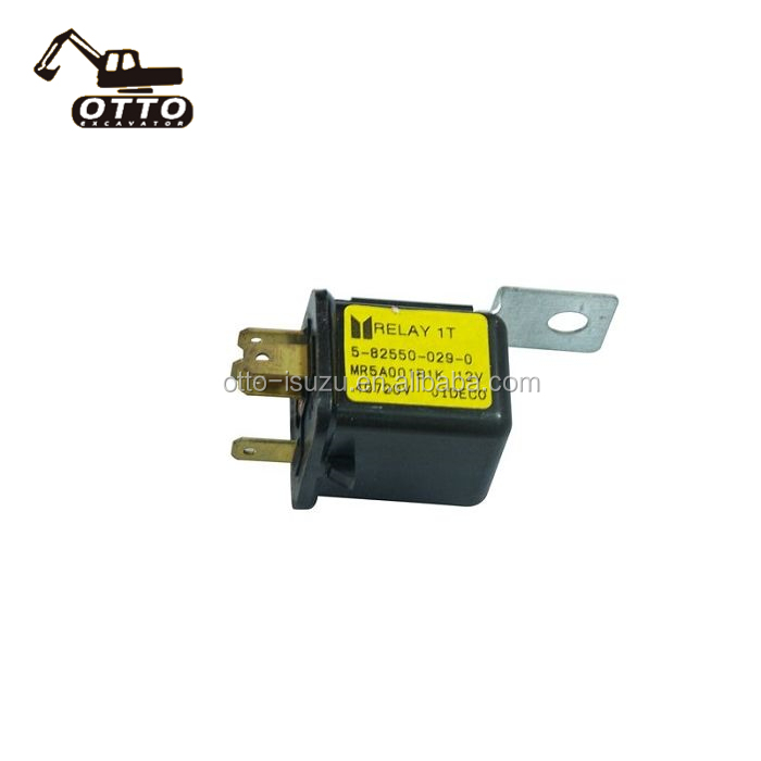 5-82550029-0 12V Relay Kit 5-82550-029-0 4LE2 Rơle Jideco