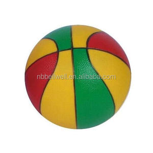 Eco-Friendly Mini Inflatable Toys PVC Basketball for Kids
