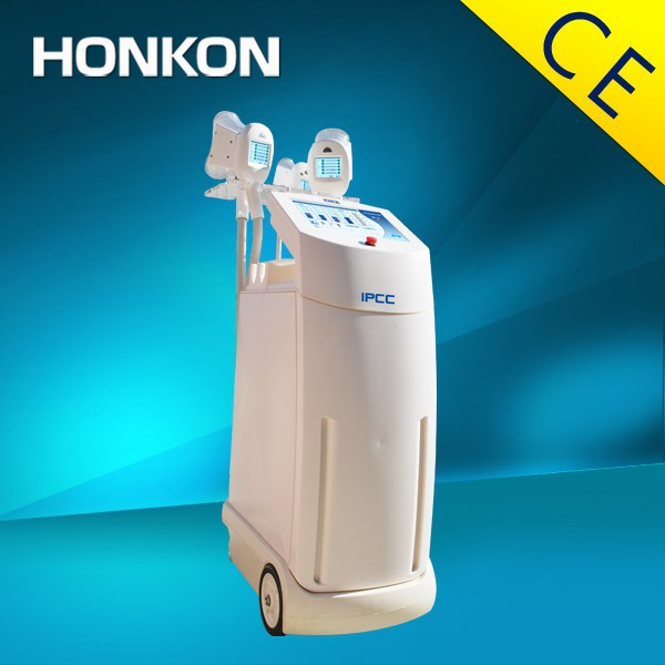 -HONKON-IPCC freezing fat cell slimming cryolipolysis cool shaping machine