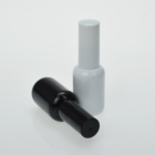 Matt Or Jinhong Packing Factory Manufacturer Wholesale OEM ODM Free Sample Matt Or Glossy Gel Nail Polish Glass Bottle with Brush Caps