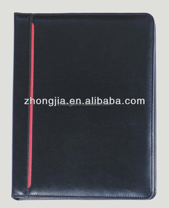 High End Plastic Fastener Stationery Diary