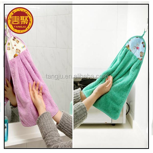Gsm China White Microfiber Surgical Hand Towel