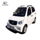 EC Approval Family Use Right Hand Drive Electric vehicle solar electric car