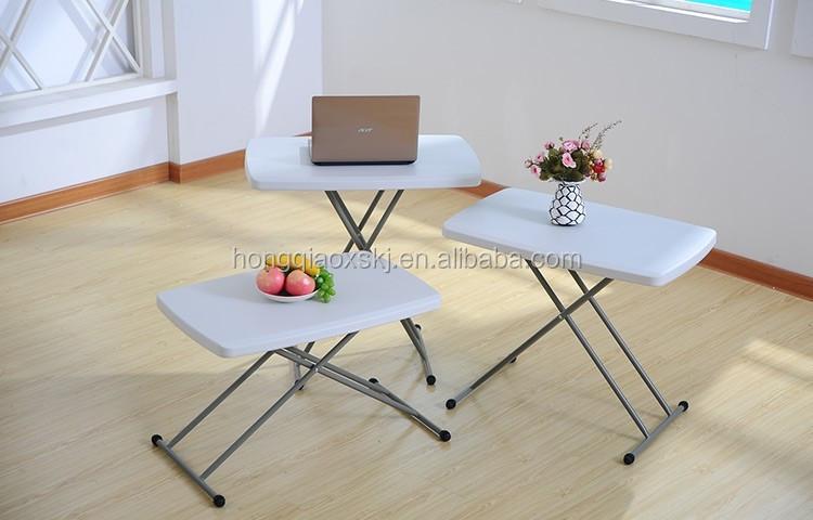 Réglable Table Pliante Pour Manger Et Étude,Utilisation Générale ...