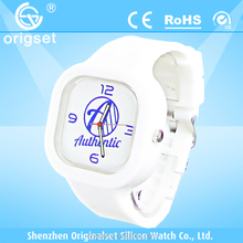 Best quality and cheap customsized watch silicone sports watch