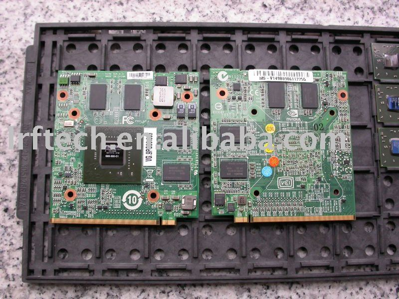 for laptop 9600M GT MXMII VGA card brand new