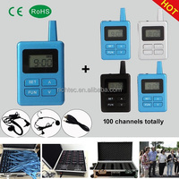 Cheap Prices!! TOP SELLING 2.4G Digital dual frequency 2 way radio