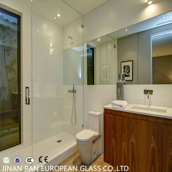 Elegant Alibaba China Tempered Glass Partition For Bathroom (CE,ISO,CCC)