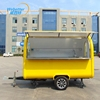 Hot Sale Food Concession Trailer/Coffee Cart/Coffee Truck for Sale USA