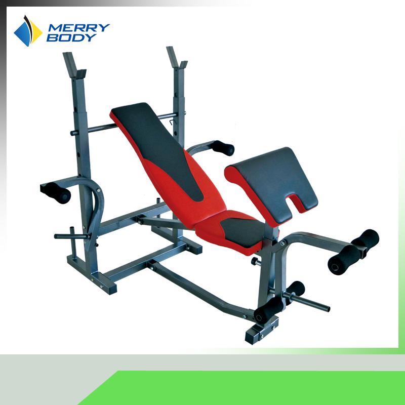 Banc De Musculation Maison équipement De Musculation Multifonction