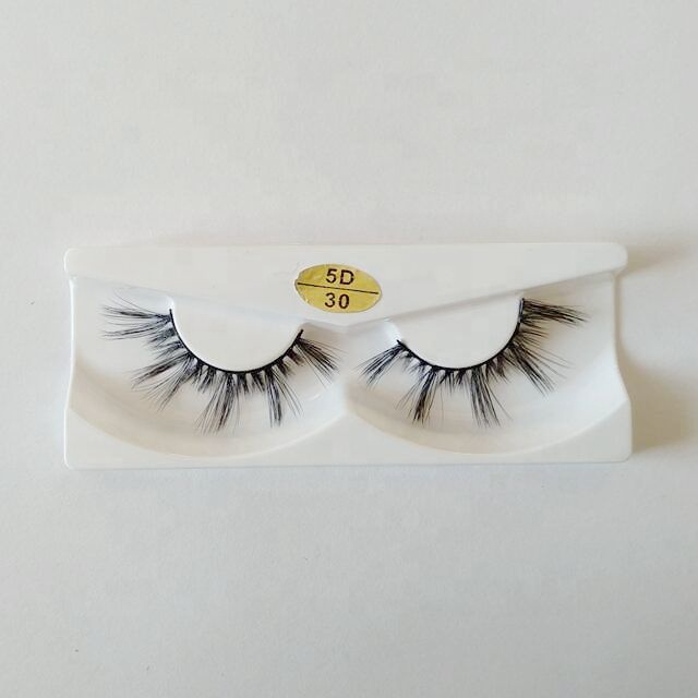 special material full hand made korea silk 3d silk lashes false eyelash