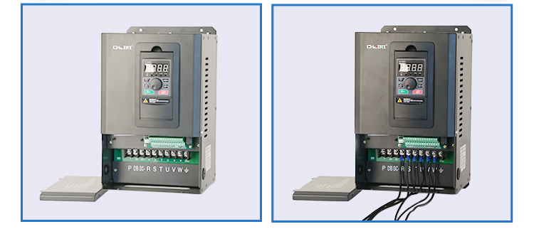 Three phase 380V vfd motor control adjustable frequency drive