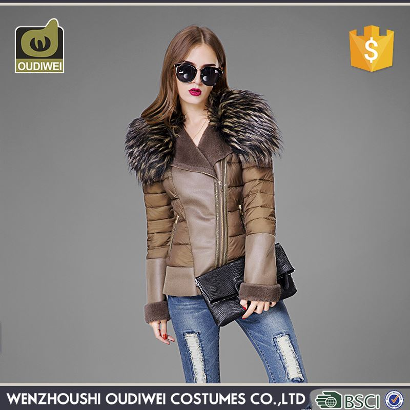 Best Prices good quality drawstring waist women coat directly sale