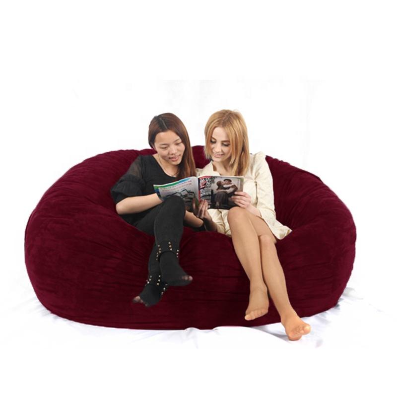 Sensational 6Ft Xxl Soft Love Sac Microsuede Foam Bean Bag Bed Buy Foam Bean Bag Love Sac Comfy Bean Bag Product On Alibaba Com Andrewgaddart Wooden Chair Designs For Living Room Andrewgaddartcom